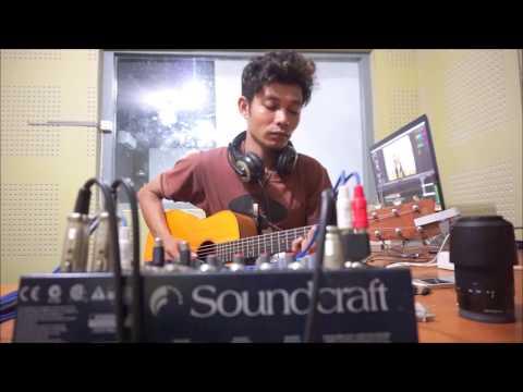 iRig acoustic sound test - fatah (AuraCoustic)