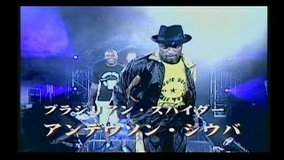 Pride FC GP 2003 PS2 Gameplay feat. Anderson Silva, Rampage & Hendo