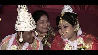NANDITA & PRADIPTA WEDDING TRAILER// KRISHNA DECORATOR// BALURGHAT 2K19