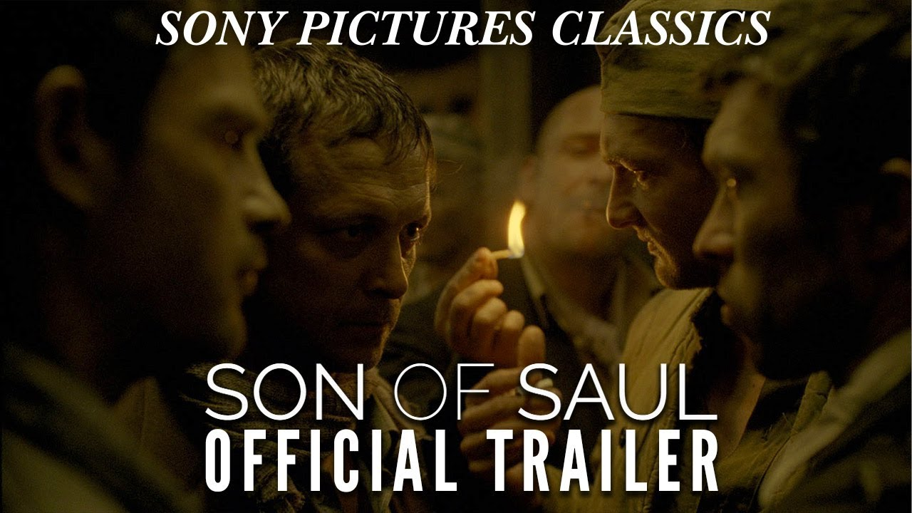 SON OF SAUL – Official US HD Trailer (2015)