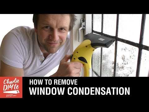 How To Remove Condensation From Windows
