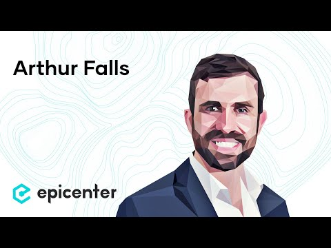#196 Arthur Falls: From Lobser Fishing to Blockchain Podcast
