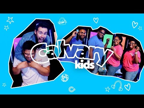 Calvary Kids Online | Jesus is our problem solver!