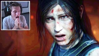 Shadow of the Tomb Raider - The End of the Beginning Trailer