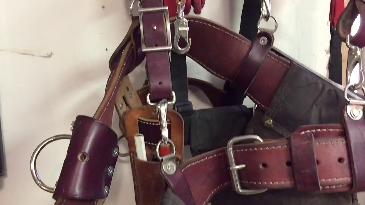 Occidental Leather Suspenders & DIY Alternative Plus My Leather Nail ...