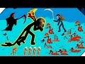 ЗОМБИ АНГЕЛ ПРОТИВ СТИКМЕНОВ Stick War Legacy Zombie Mode 3 mp3