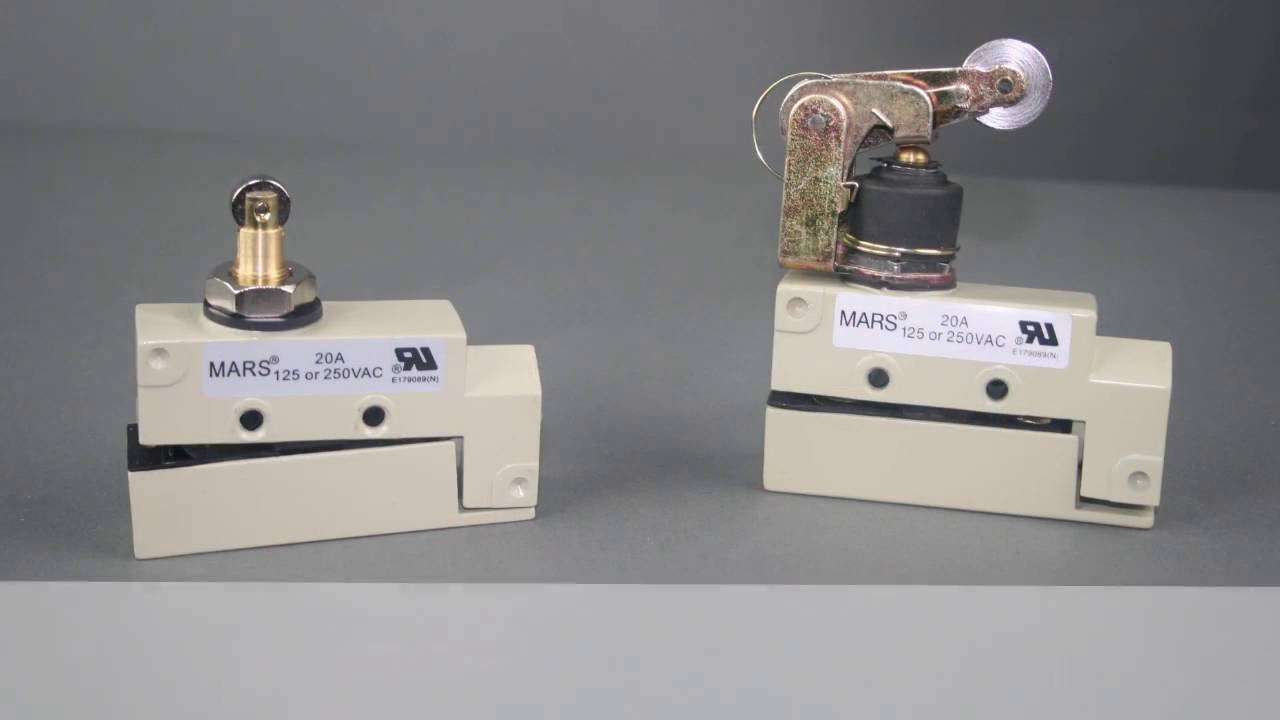 choosing the right switch for your mars air curtain