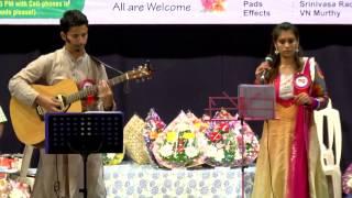 Ankhon Hi Ankhon Mein (Ravi Kiran sang in 104 high fever)
