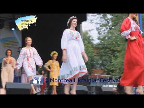 UaModna Fashion Show, Montreal Ukrainian Festival