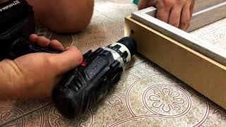 видео Как собрать дверную коробку своими руками: пошаговая инструкция и схема