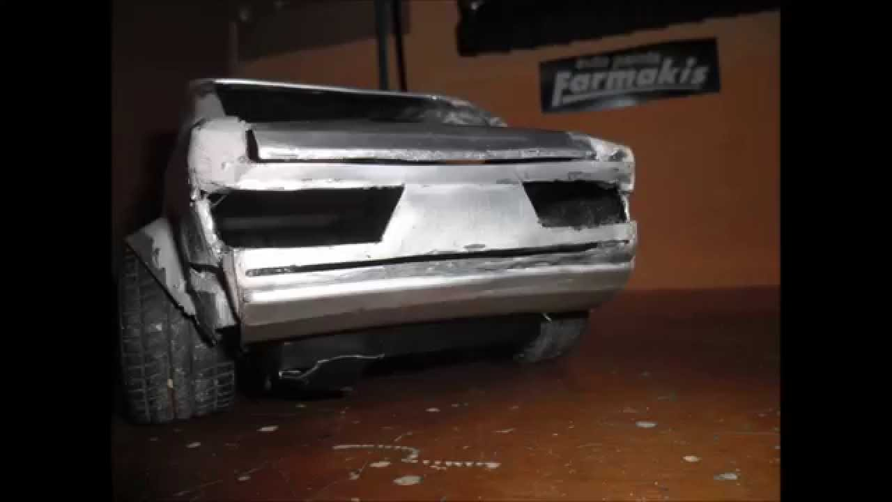 How To Make An Rc Homemade metal Body from Scratch step by step RC ...