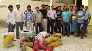 India Is Stepping In For Its Hungry Migrant Workers In Saudi Arabia