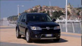 Fiat Freemont Driving