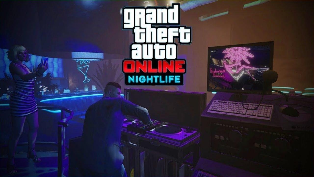 Онлайн с ночных клубах конкурс в ночном клубе танец