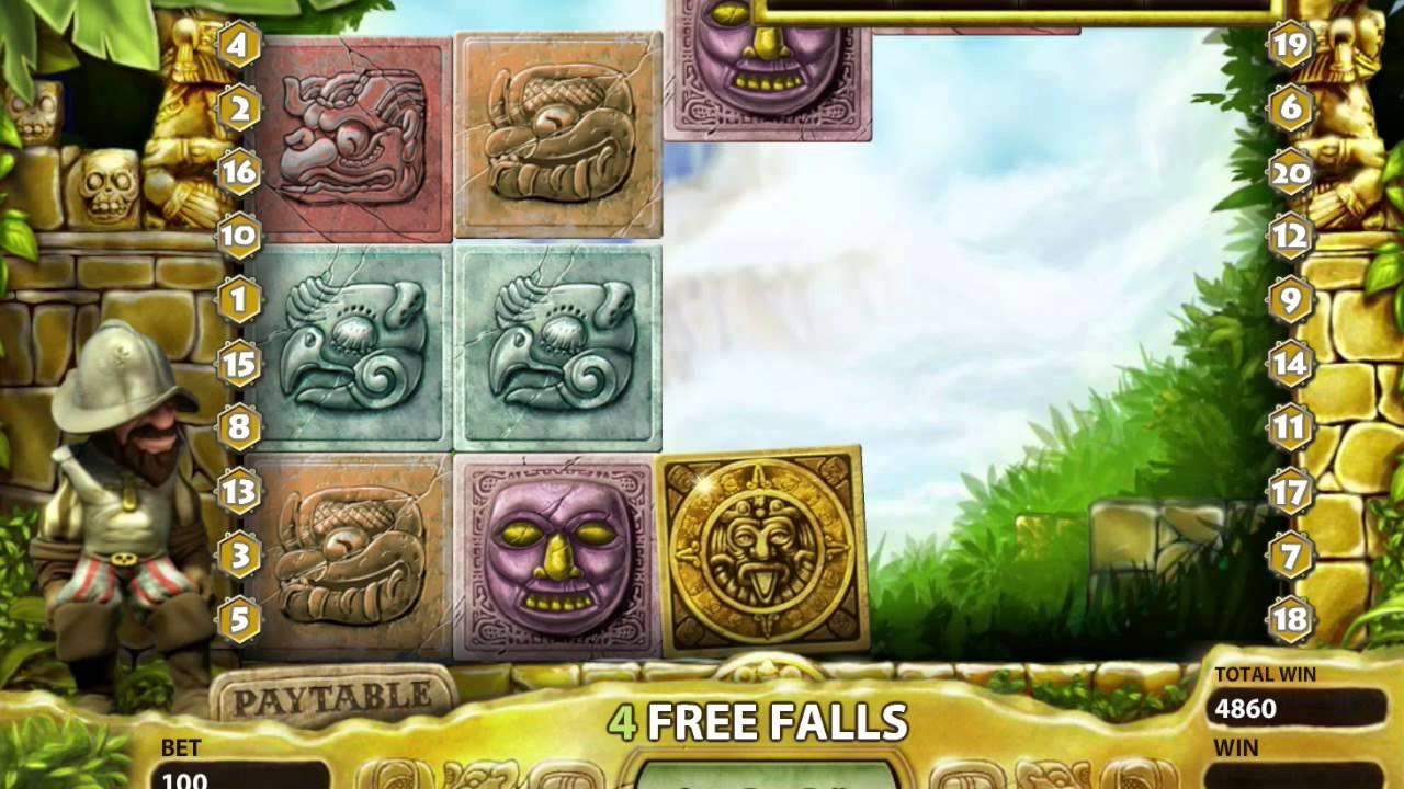 gonzos quest free falls
