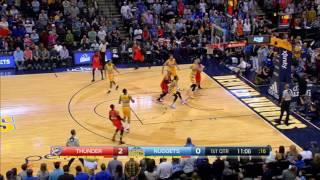 Video Russell Westbrook 50 point game highlights vs Denver Nuggets 04/09/17 download MP3, 3GP, MP4, WEBM, AVI, FLV November 2018