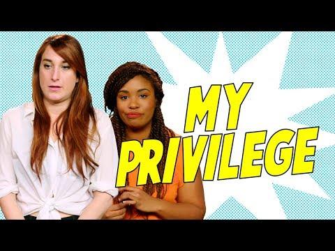 "Am I a ""White Person?""- Joanna Rants feat. Akilah Hughes"