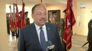 В Гродно свой юбилей отметила шестая отдельная механизированная бригада
