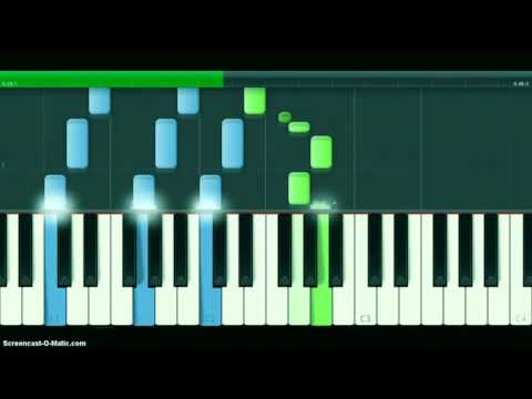 Eminem - Best songs on piano (Piano Tutorial)