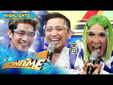 Showtime hosts talk about their favorite cartoon characters | It's Showtime