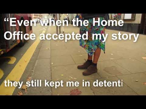 'We are still here': The Home Office is still detaining survivors of sexual violence