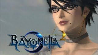 BAYONETTA 2 gameplay walkthrough prologue  - part 2  [English]