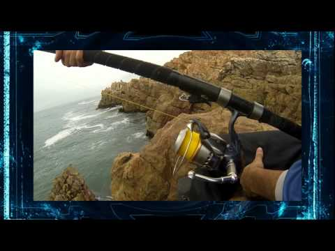 Go Fish Mossel Bay - Extreme Rock & Surf Angling with Shawn Mey