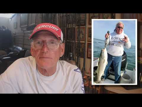 Fire Island Fishing Forecast For October 23, 2020 With Captain Al Lorenzetti