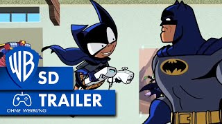 Batman: The Brave and the Bold - Das Videospiel / Launch Trailer