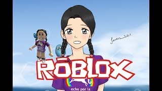 SpeedPaint Cartoon Character by ROBLOX Anime Style LyA gAmes