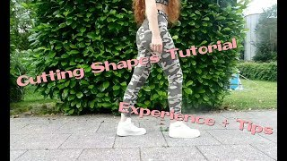 HOW TO SHUFFLE | Cutting Shapes Tutorial | Lion