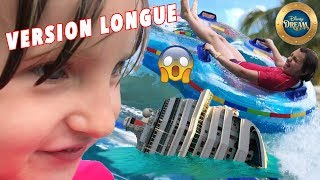 DISNEY CRUISE MOVIE • NOTRE 1ère AVENTURE EN MER VERSION LONGUE - SUPER SIZE ME WEEK
