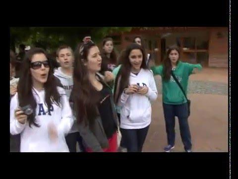 Colegio Cervantes de Montevideo. ´´Viaje a Mundo Marino. AÑO 2012.´´