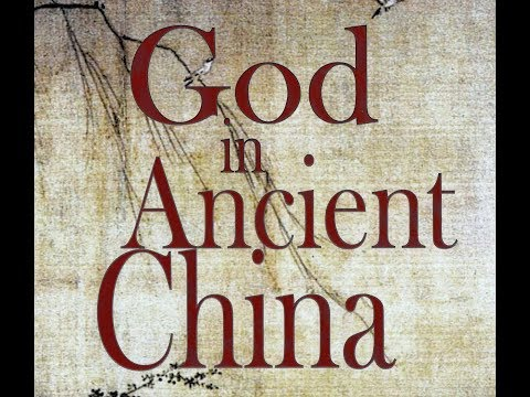 GOD IN ANCIENT CHINA