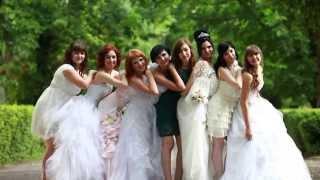 Парад невест в Буденновском районе