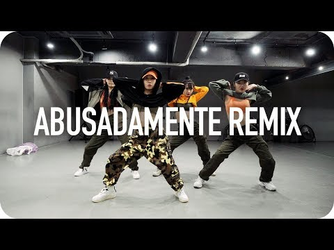Abusadamente Remix - MC Gustta E MC DG / May J Lee Choreography