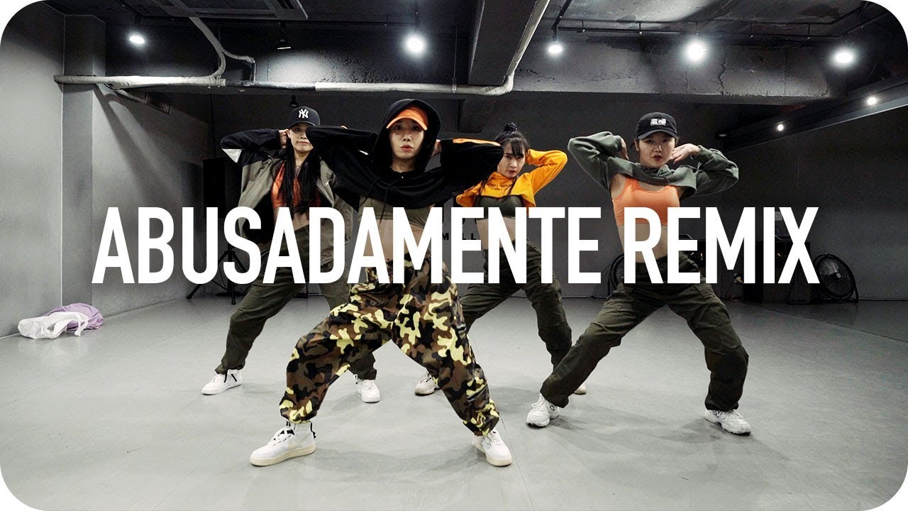 Abusadamente (Remix) - MC Gustta e MC DG / May J Lee Choreography