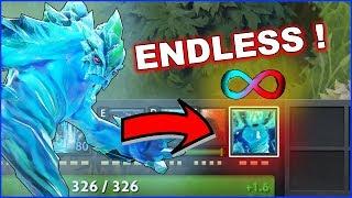 Dota 2 Tricks: ENDLESS Morphling's Ultimate!