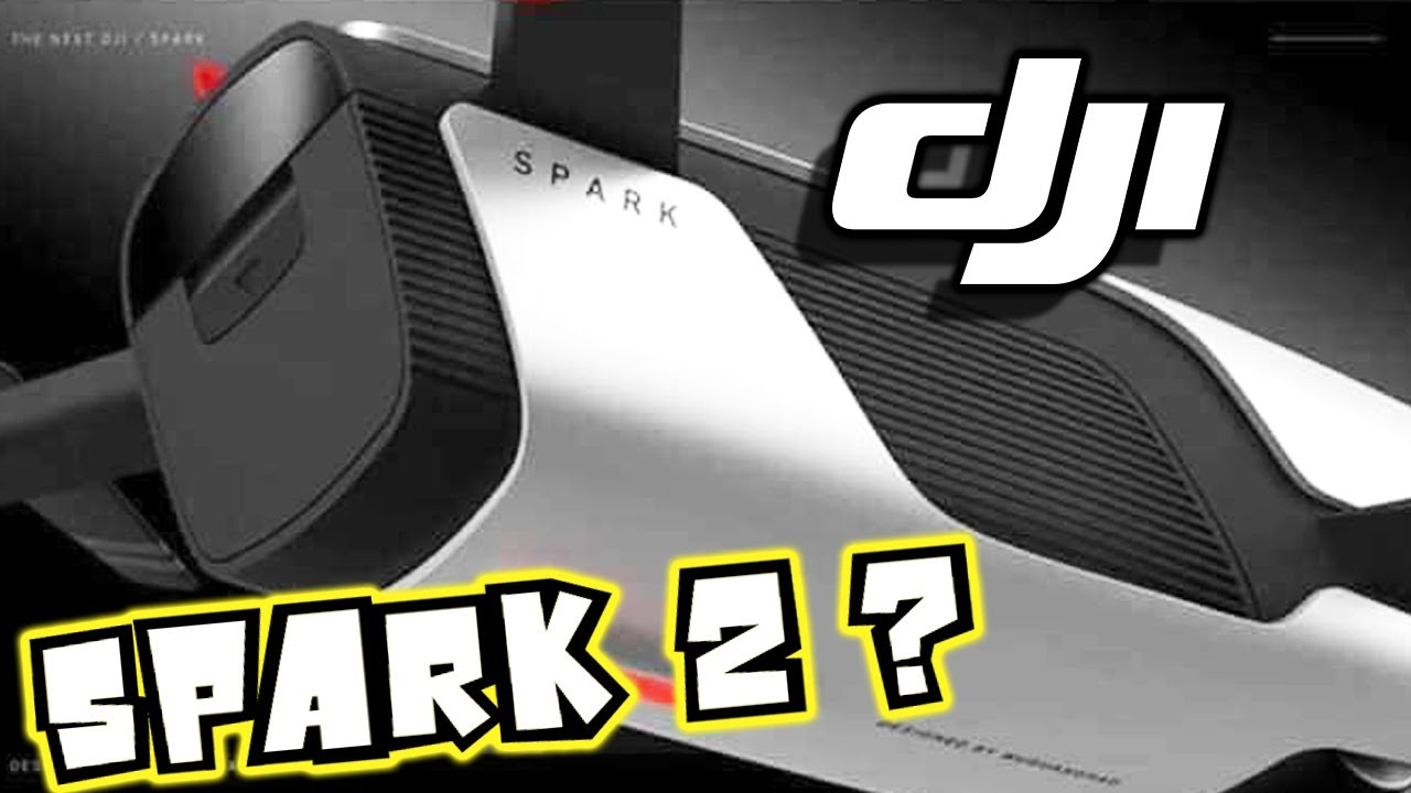 DJI Spark 2 Leaked Pictures and Rumors ?
