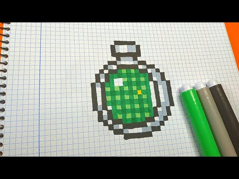Como Dibujar el RADAR de DRAGON BALL | Pixel Art Tutorial thumbnail