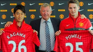 Sir Alex Ferguson's last 7 Manchester United signings: where are they now? - Oh My Goal