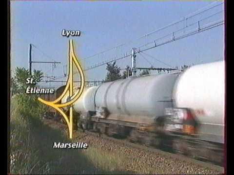 L' Artère Impériale 3 : Lyon - Marseille