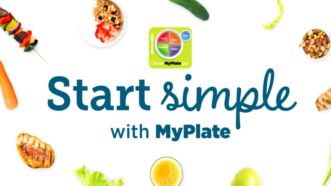 Start Simple with MyPlate | Choose MyPlate