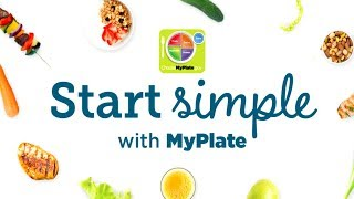 Usda secretary sonny perdue introduces the start simple with myplate campaign—the latest nutrition initiative from myplate.gov. myplate...