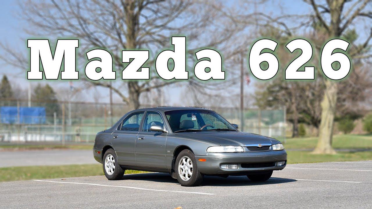 1997 mazda 626 v6 regular car reviews youtube 1997 mazda 626 v6 regular car reviews