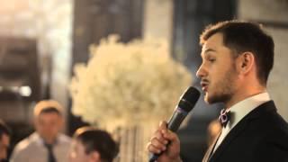 Вячеслав Верещака - Ведущий на свадьбе!