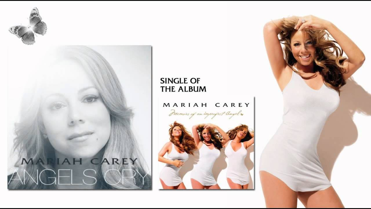 Mariah Carey - Angels Cry (From the Album ''Memoirs Of a ...