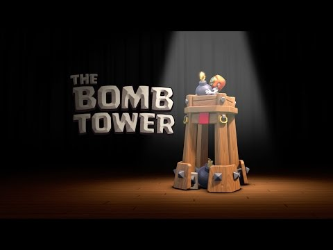Thumbnail: Clash of Clans: Introducing the Bomb Tower!
