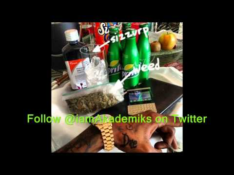 Actavis Takes 'Codeine Syrup' Off Market Due to Rappers Turning Feigns!