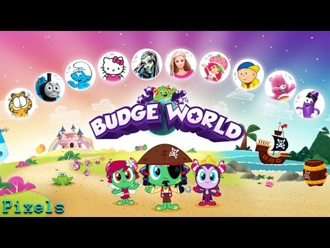 Budge World - Kids Games, Creativity and Learning!